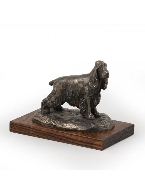 English Cocker Spaniel - figurine (bronze) - 598 - 3163