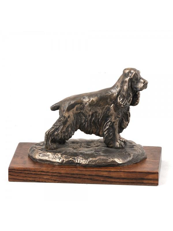 English Cocker Spaniel - figurine (bronze) - 598 - 3164