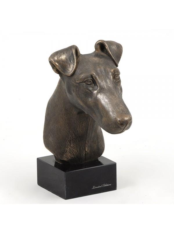 Foksterier Gładkowłosy - figurine (bronze) - 216 - 3227