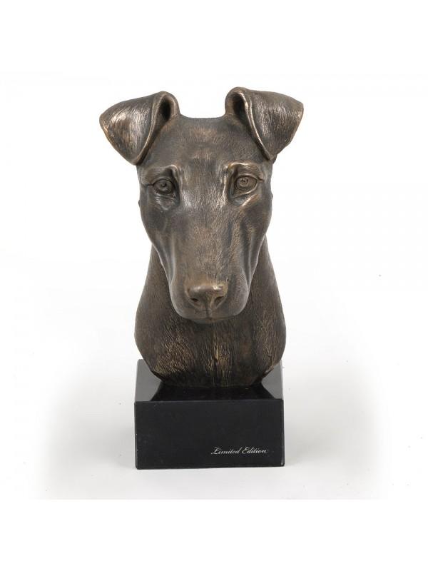 Foksterier Gładkowłosy - figurine (bronze) - 216 - 3228