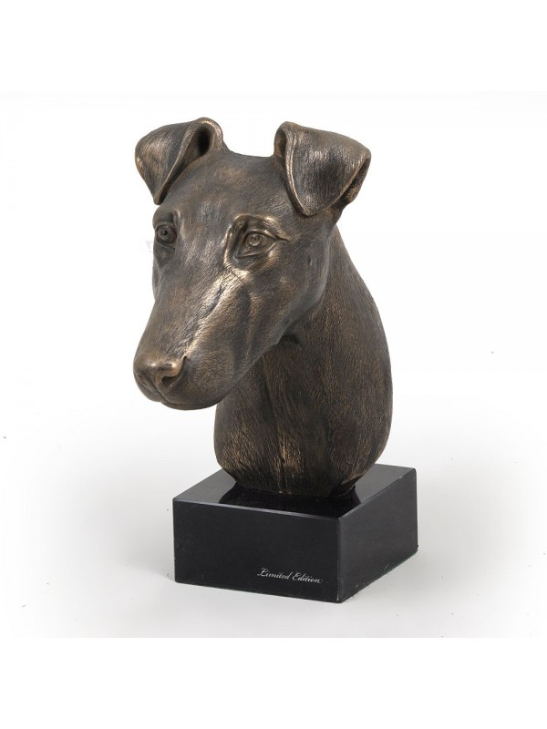 Foksterier Gładkowłosy - figurine (bronze) - 216 - 3230