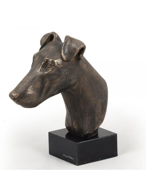Foksterier Gładkowłosy - figurine (bronze) - 216 - 3231
