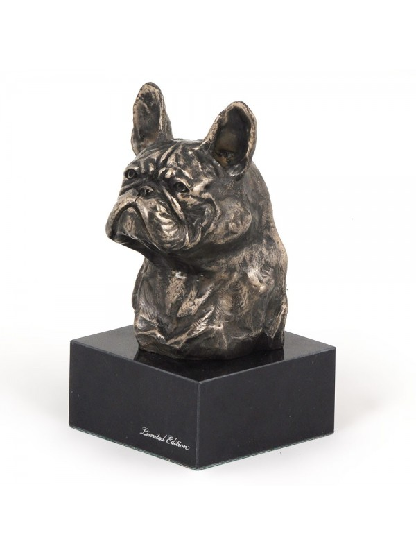 French Bulldog - figurine (bronze) - 218 - 3038