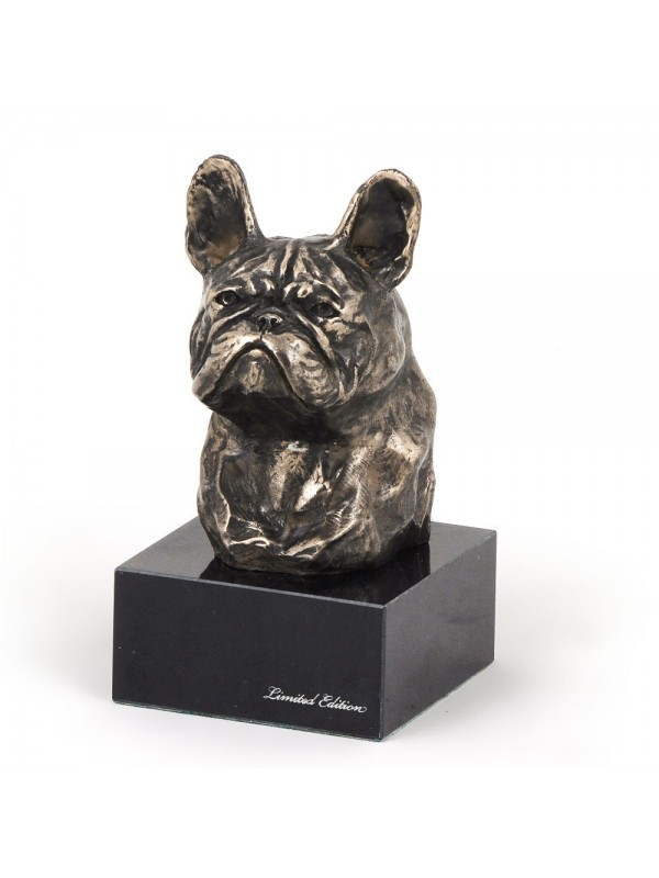 French Bulldog - figurine (bronze) - 218 - 3039