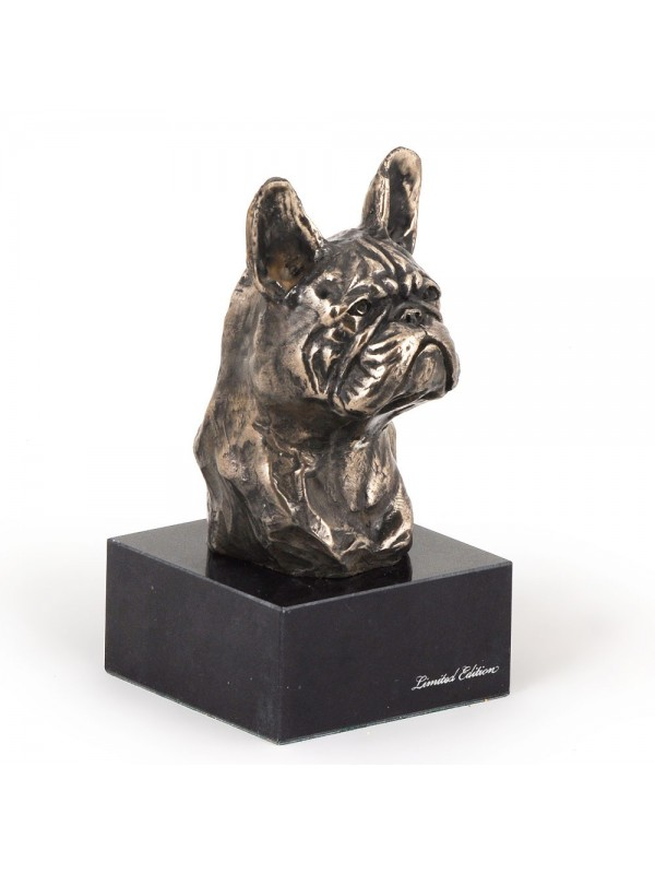 French Bulldog - figurine (bronze) - 218 - 3040