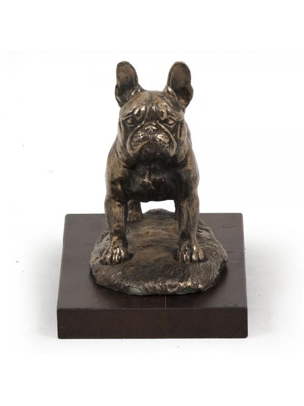 French Bulldog - figurine (bronze) - 601 - 2702