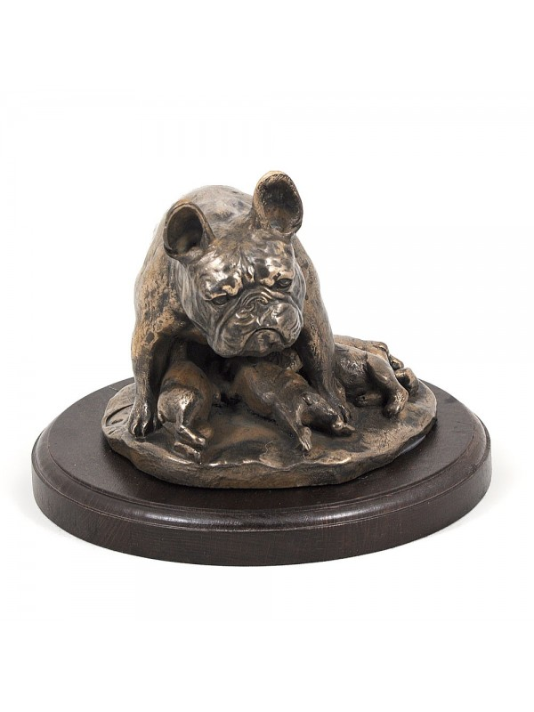 French Bulldog - figurine (bronze) - 602 - 2704