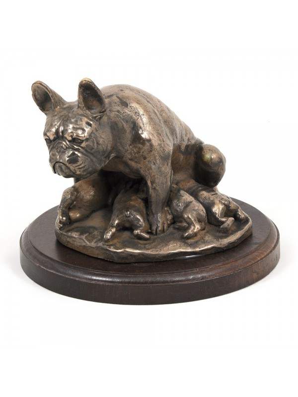French Bulldog - figurine (bronze) - 602 - 2705
