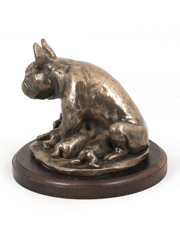 French Bulldog - figurine (bronze) - 602 - 2707