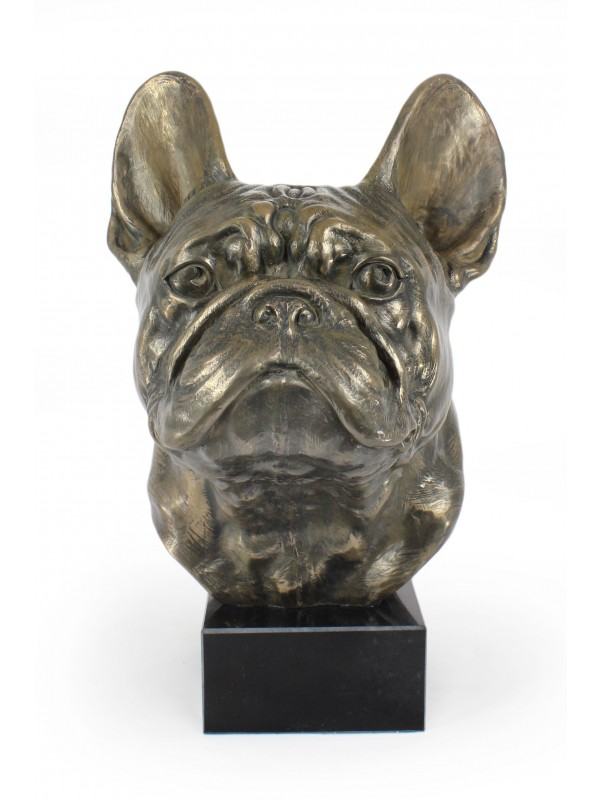 French Bulldog - figurine (resin) - 144 - 7674