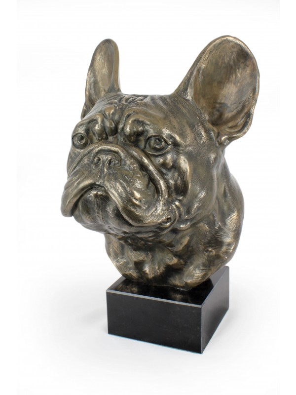 French Bulldog - figurine (resin) - 144 - 7675