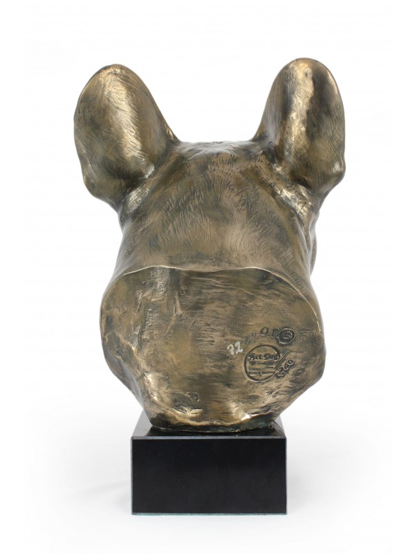 French Bulldog - figurine (resin) - 144 - 7677