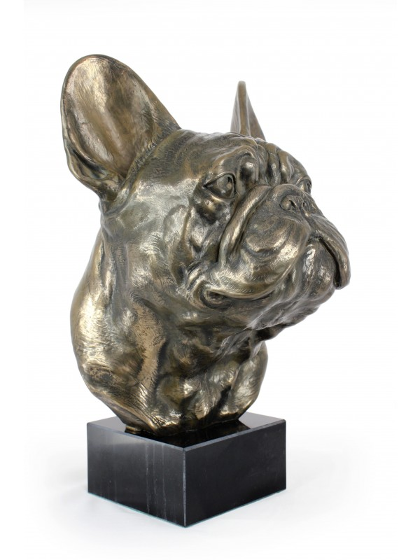 French Bulldog - figurine (resin) - 144 - 7679