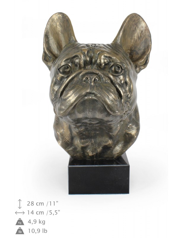 French Bulldog - figurine (resin) - 144 - 7680