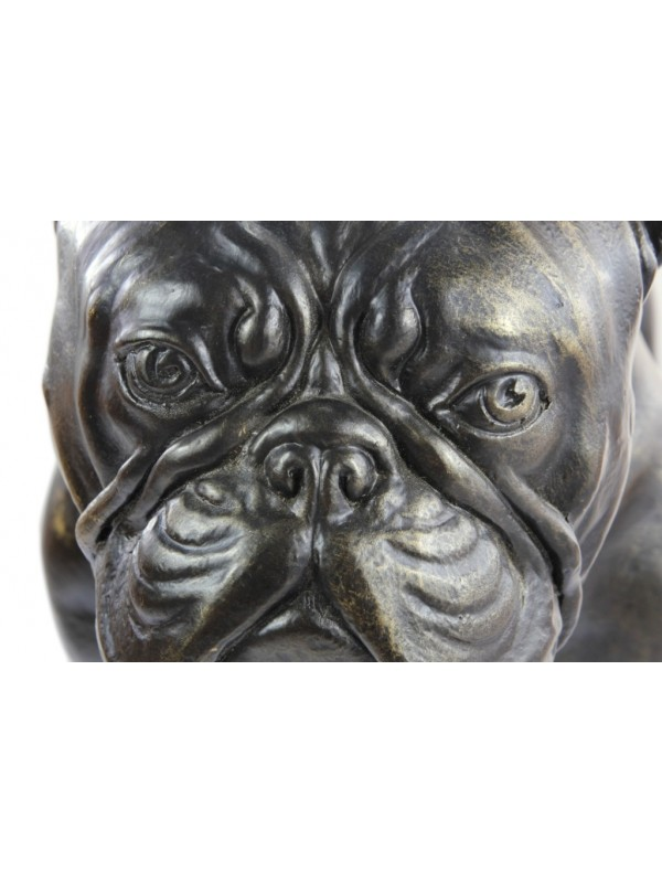 French Bulldog - statue (resin) - 2 - 21725