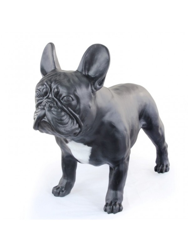 French Bulldog - statue (resin) - 2 - 21733