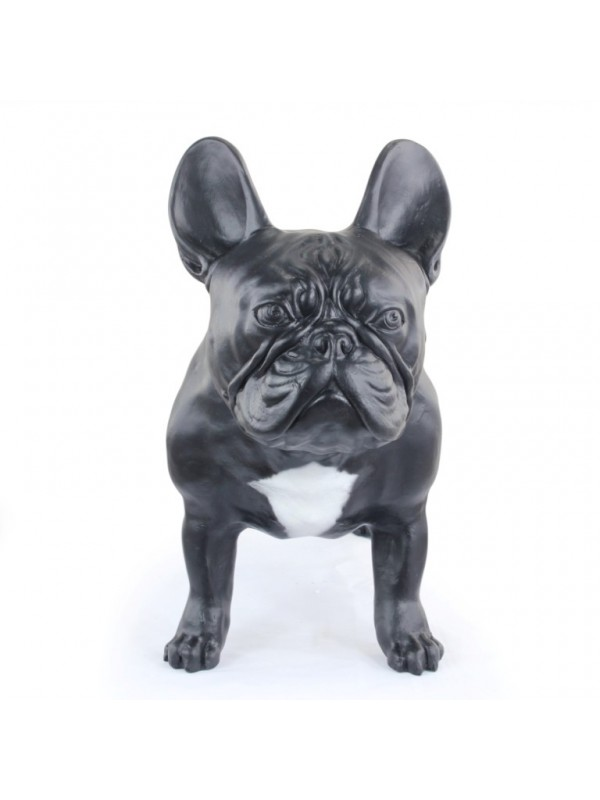 French Bulldog - statue (resin) - 2 - 21735