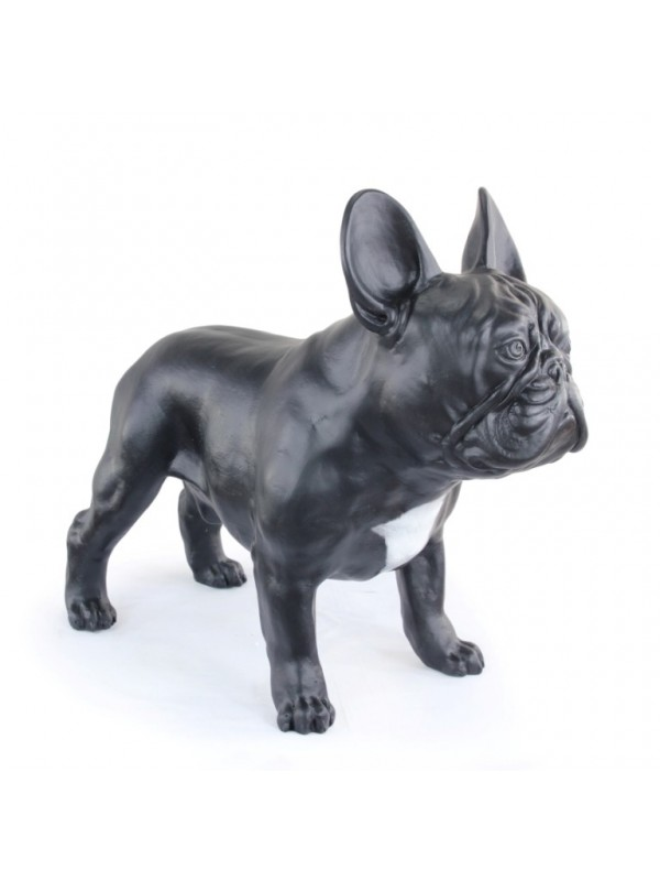 French Bulldog - statue (resin) - 2 - 21737