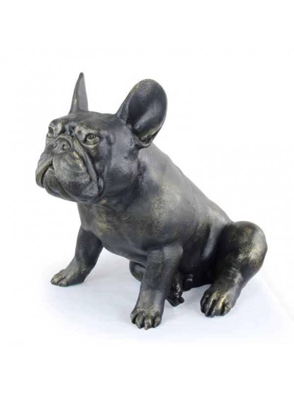 French Bulldog - statue (resin) - 661 - 21755