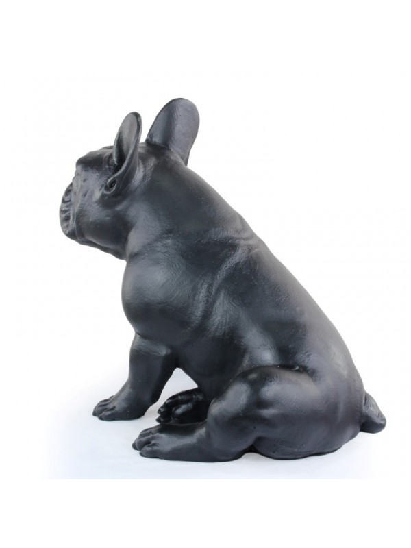 French Bulldog - statue (resin) - 661 - 21768
