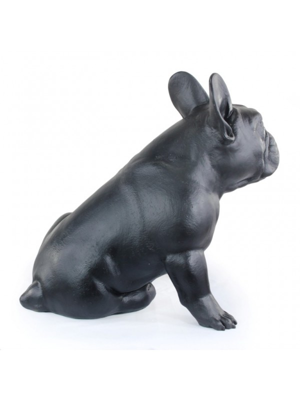 French Bulldog - statue (resin) - 661 - 21770