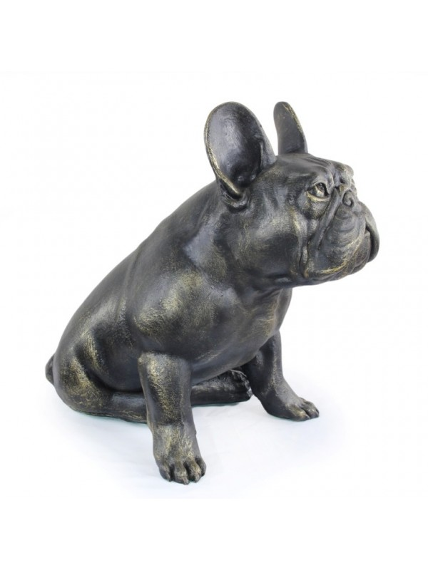 French Bulldog - statue (resin) - 661 - 21759