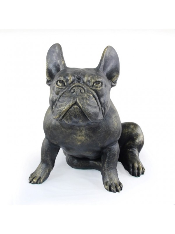 French Bulldog - statue (resin) - 661 - 21760