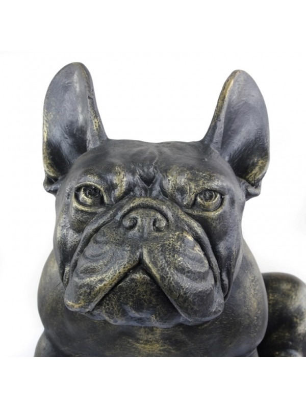 French Bulldog - statue (resin) - 661 - 21761