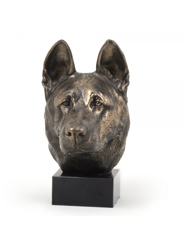 German Shepherd - figurine (bronze) - 222 - 3084