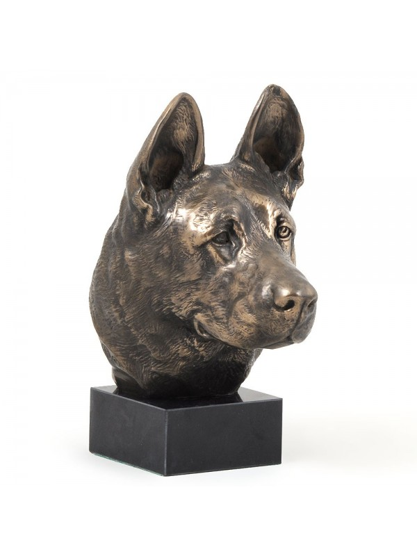 German Shepherd - figurine (bronze) - 222 - 3085