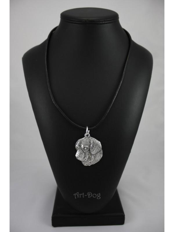 Golden Retriever - necklace (strap) - 165 - 754