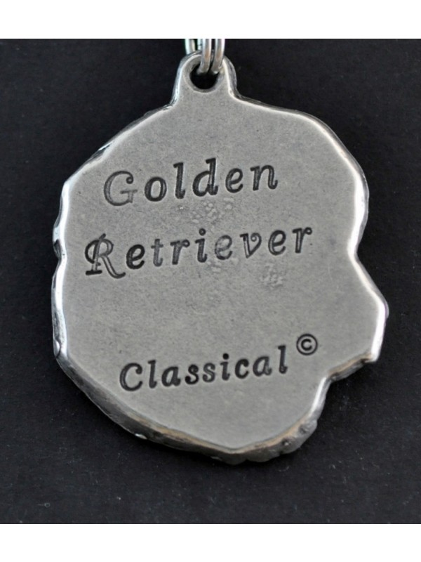 Golden Retriever - necklace (strap) - 165 - 756