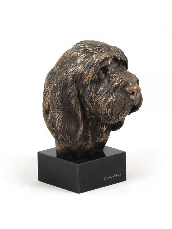 Grand Basset Griffon Vendéen - figurine (bronze) - 224 - 2895