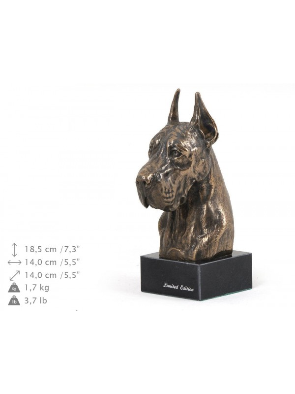 Great Dane - figurine (bronze) - 226 - 9149