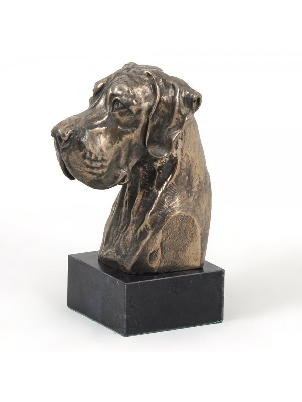 Great Dane - figurine (bronze) - 228 - 3079