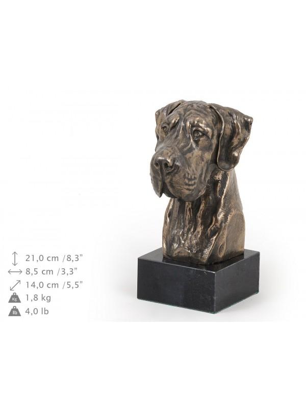Great Dane - figurine (bronze) - 228 - 9150