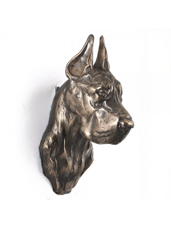 Great Dane - figurine (bronze) - 543 - 2549
