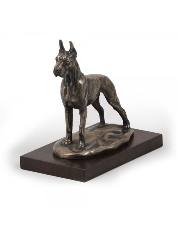 Great Dane - figurine (bronze) - 605 - 2711