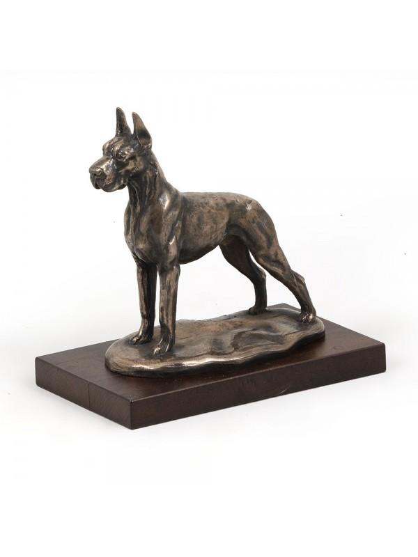 Great Dane - figurine (bronze) - 605 - 2712