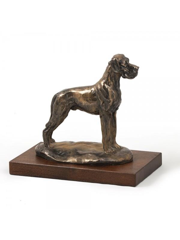 Great Dane - figurine (bronze) - 655 - 2773