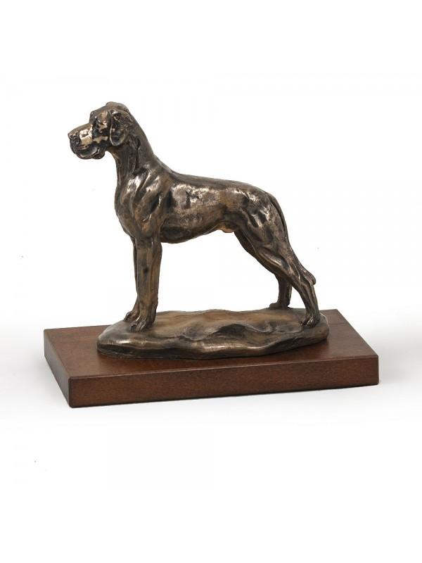 Great Dane - figurine (bronze) - 655 - 2775