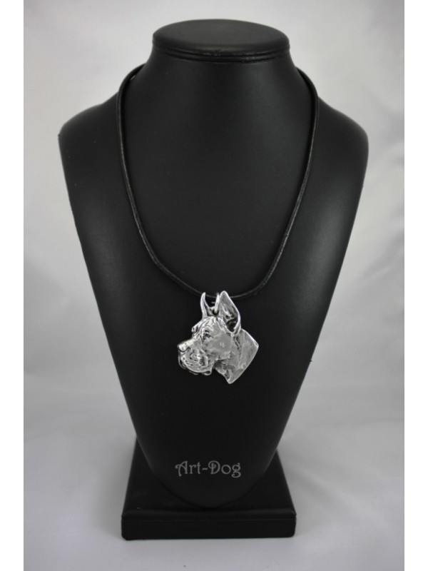 Great Dane - necklace (strap) - 123 - 679