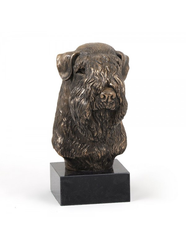 Irish Soft Coated Wheaten Terrier - figurine (bronze) - 314 - 2957