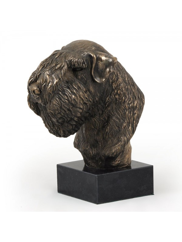 Irish Soft Coated Wheaten Terrier - figurine (bronze) - 314 - 2958