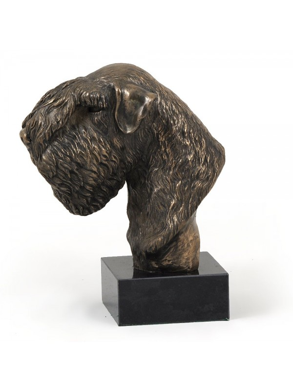 Irish Soft Coated Wheaten Terrier - figurine (bronze) - 314 - 2959