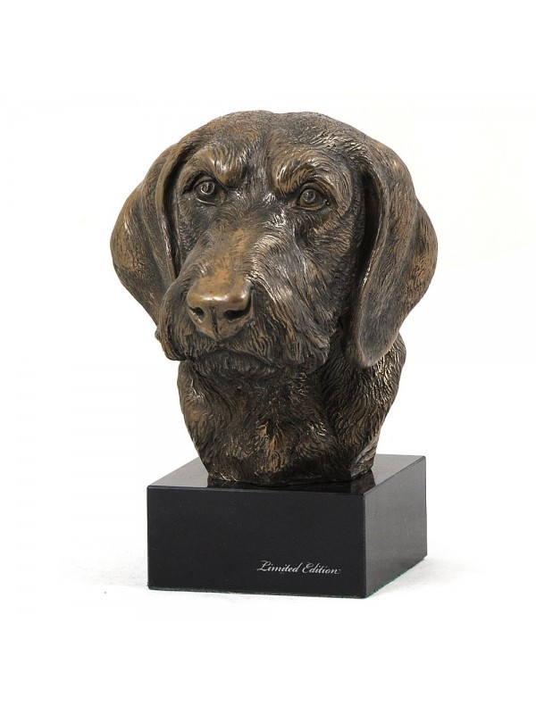Jamnik Szorstkowłosy - figurine (bronze) - 204 - 2876
