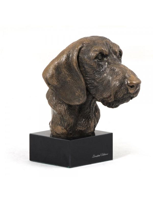Jamnik Szorstkowłosy - figurine (bronze) - 204 - 2877