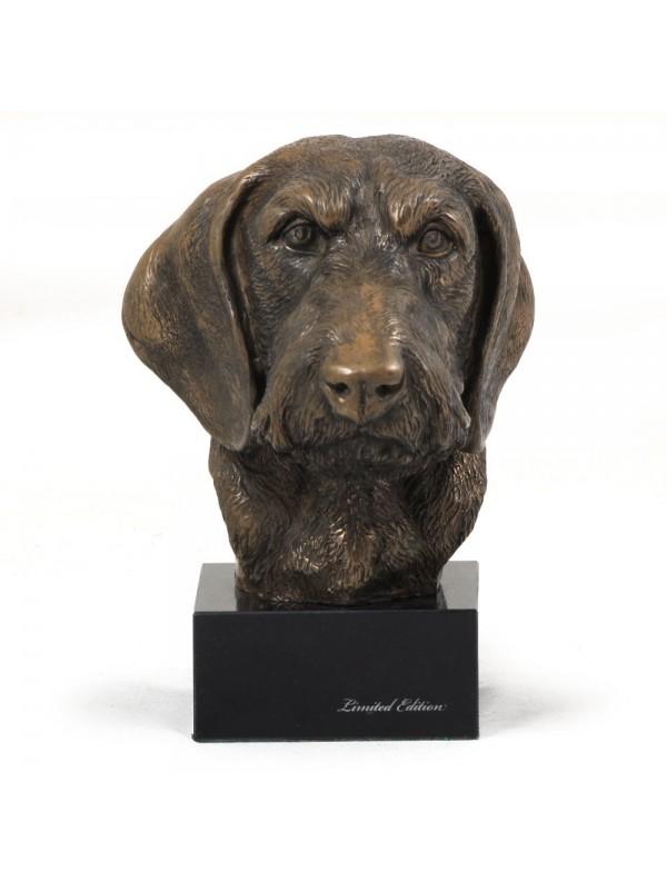 Jamnik Szorstkowłosy - figurine (bronze) - 204 - 2878