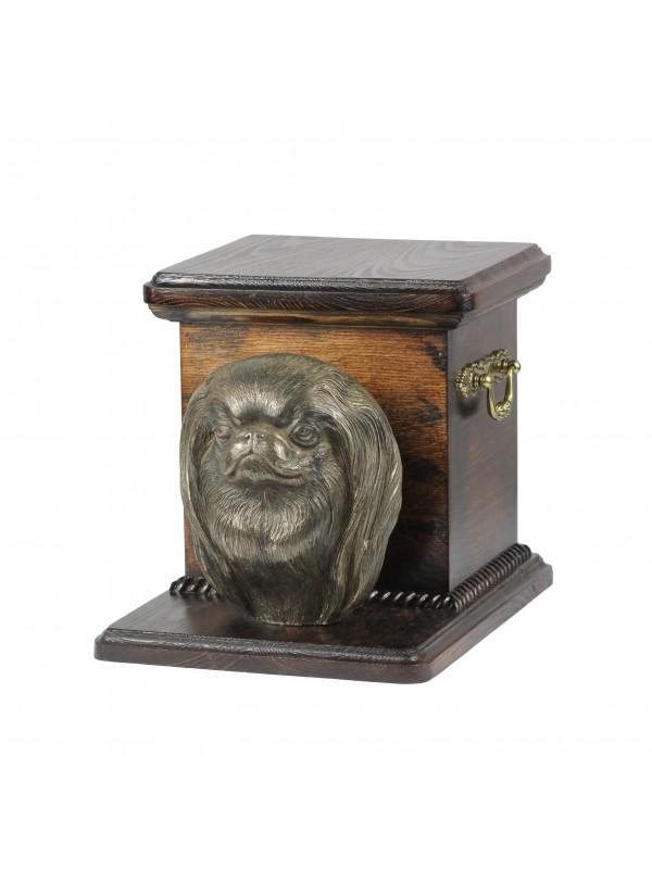 Japanese Chin - urn - 4143 - 38827
