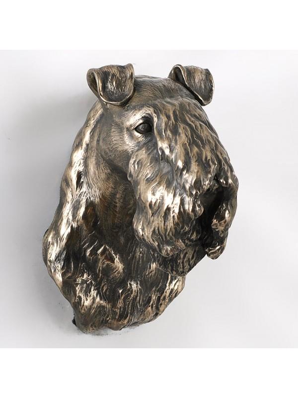 Kerry Blue Terrier - figurine (bronze) - 546 - 3454